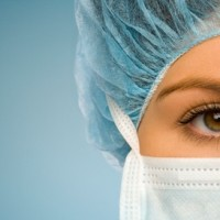 Close-up Of A Doctor Examining You