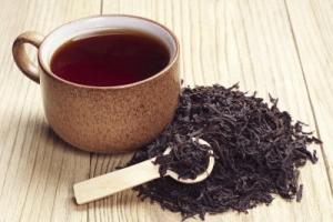 Perdere peso con il tè nero, aumenta il metabolismo