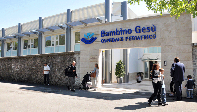 Ospedale Pediatrico Bambino Gesu Roma