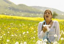 Allergie stagionali, più docce e attenzione alle lenzuola