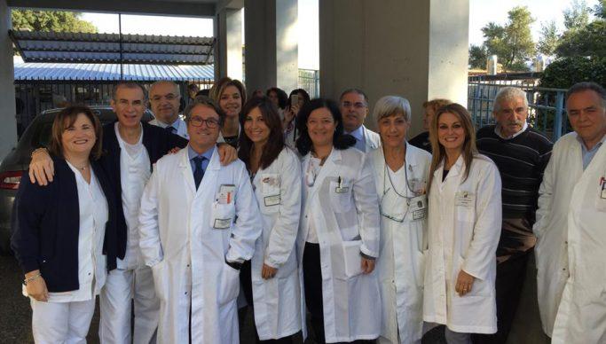 Azienda Ospedaliera di Cosenza 24 ottobre inaugurazione del nuovo acceleratore lineare per la radioterapia