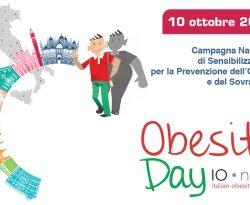 In Italia 6 milioni di obesi, oggi è l'Obesity Day