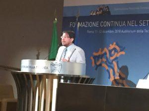 La Formazione Continua nel settore salute in un convegno a Roma