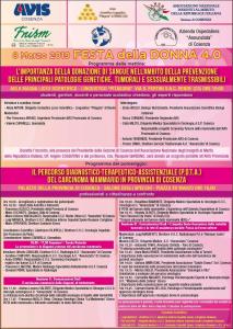 Festa della Donna a Cosenza, dibattito su prevenzione e salute femminile