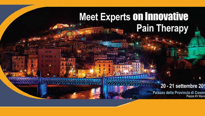 Terapia del dolore, a Cosenza importante congresso nazionale