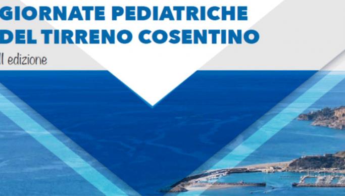"""Il 19 ottobre a Cetraro, il convegno """"Giornate pediatriche del Tirreno cosentino"""""""