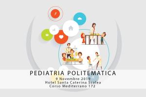 """Il 9 novembre a Scalea si terrà il convegno """"Pediatria Politematica"""""""