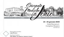Giornate mediche dello Jonio, a Corigliano-Rossano il 24 e 25 gennaio